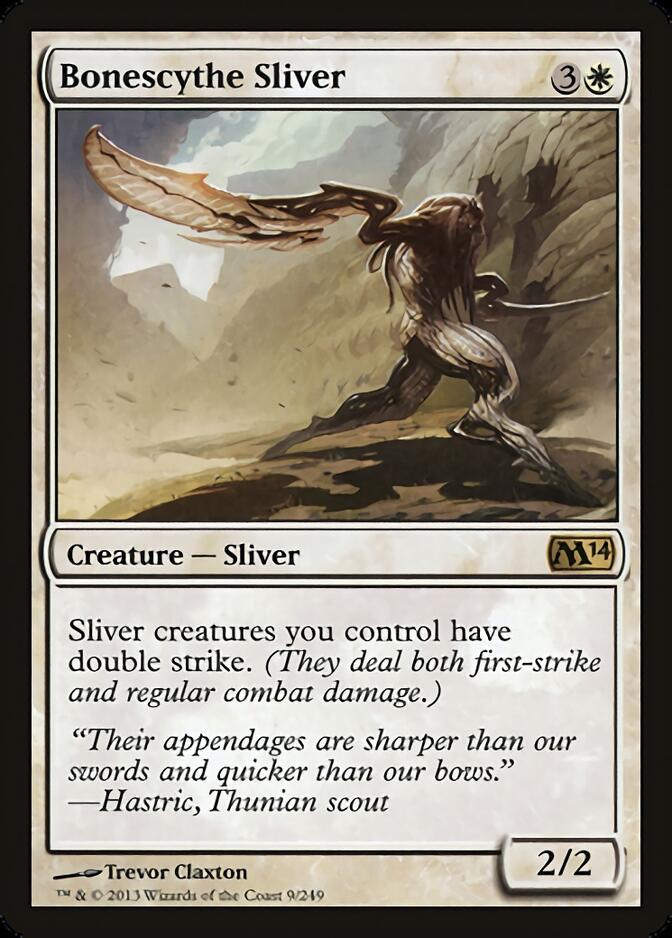 Bonescythe Sliver [J21]