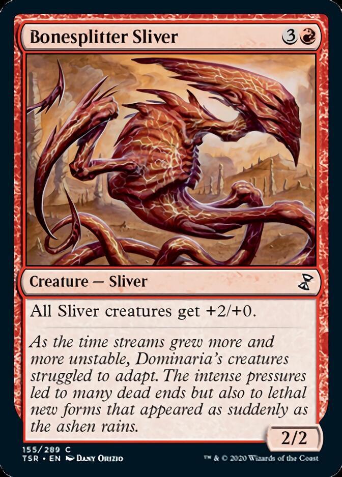 Bonesplitter Sliver [TSR]