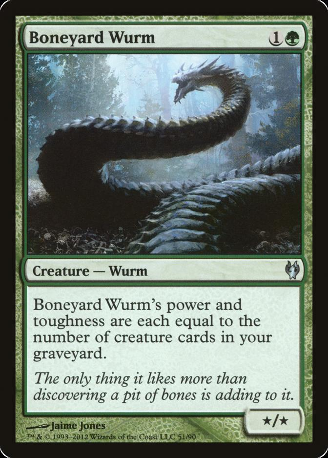 Boneyard Wurm [DDJ]