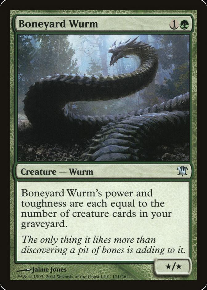 Boneyard Wurm [ISD]