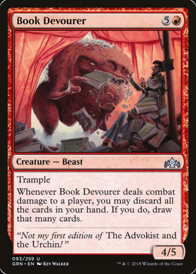 Book Devourer [GRN]