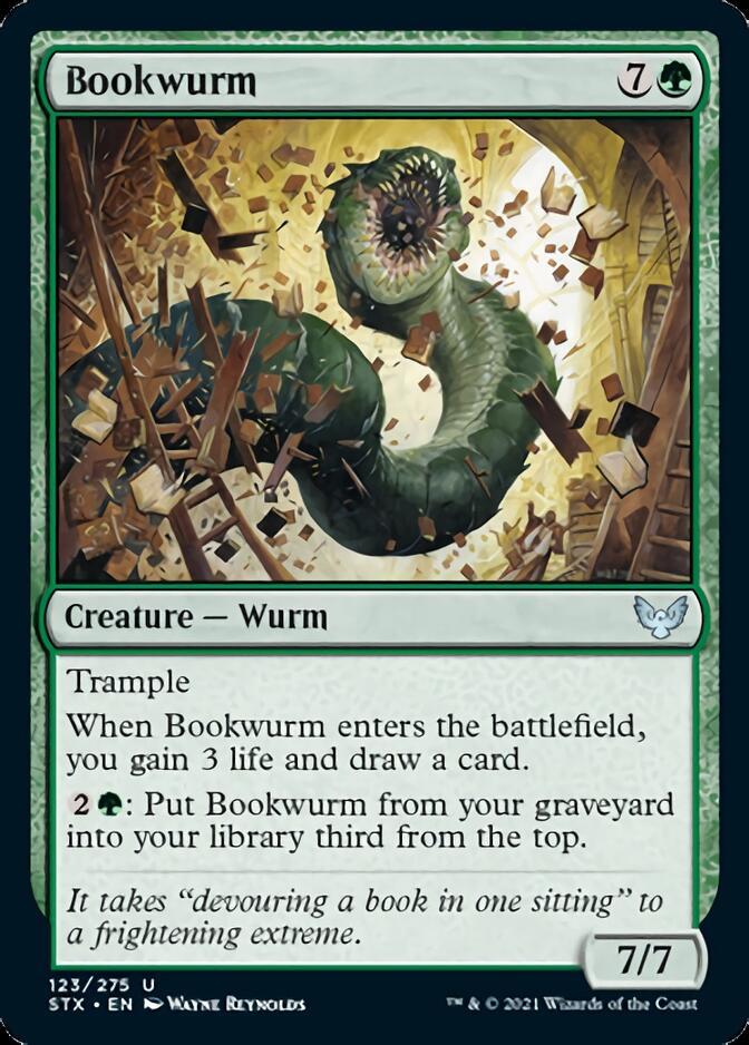 Bookwurm [STX]