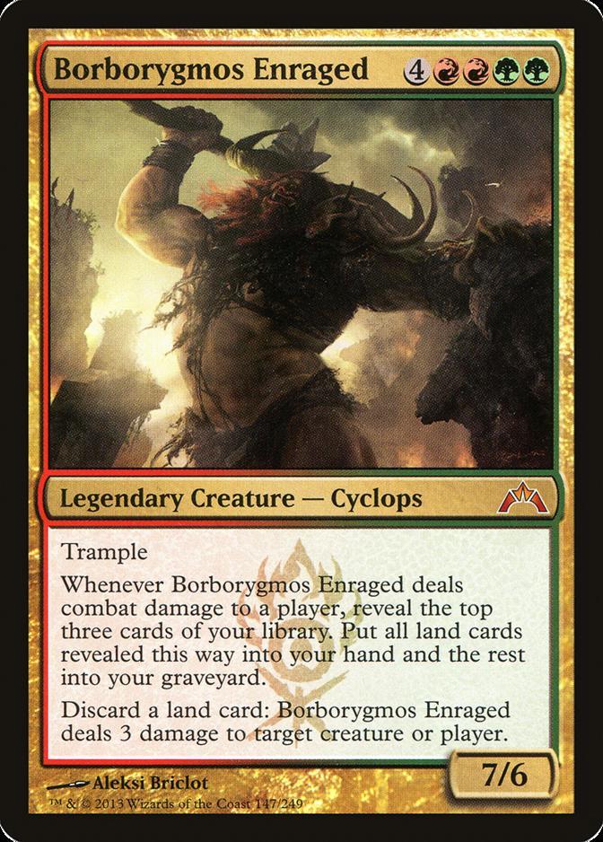 Borborygmos Enraged [GTC]