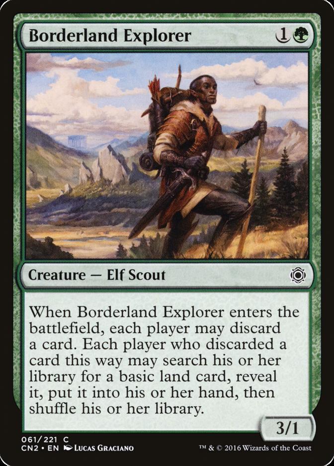 Borderland Explorer [CN2]