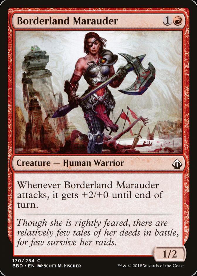 Borderland Marauder [BBD]