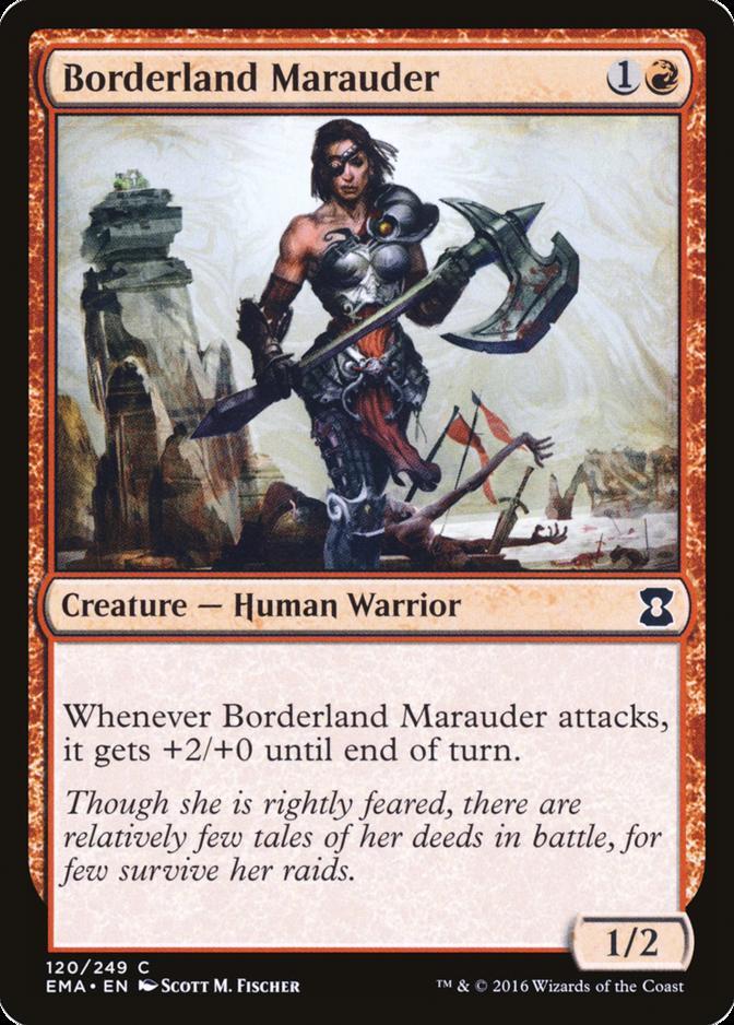 Borderland Marauder [EMA] (F)