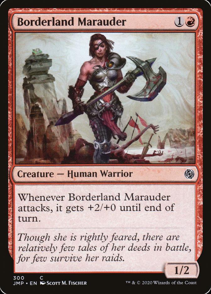 Borderland Marauder [JMP]
