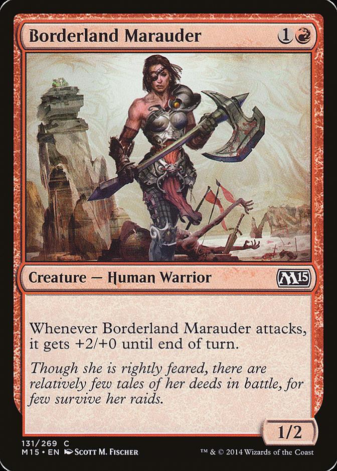 Borderland Marauder [M15]