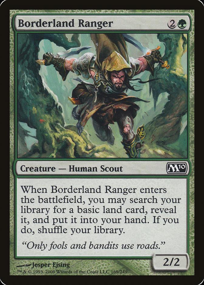 Borderland Ranger [M10]