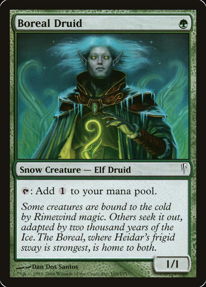 Boreal Druid [CSP]
