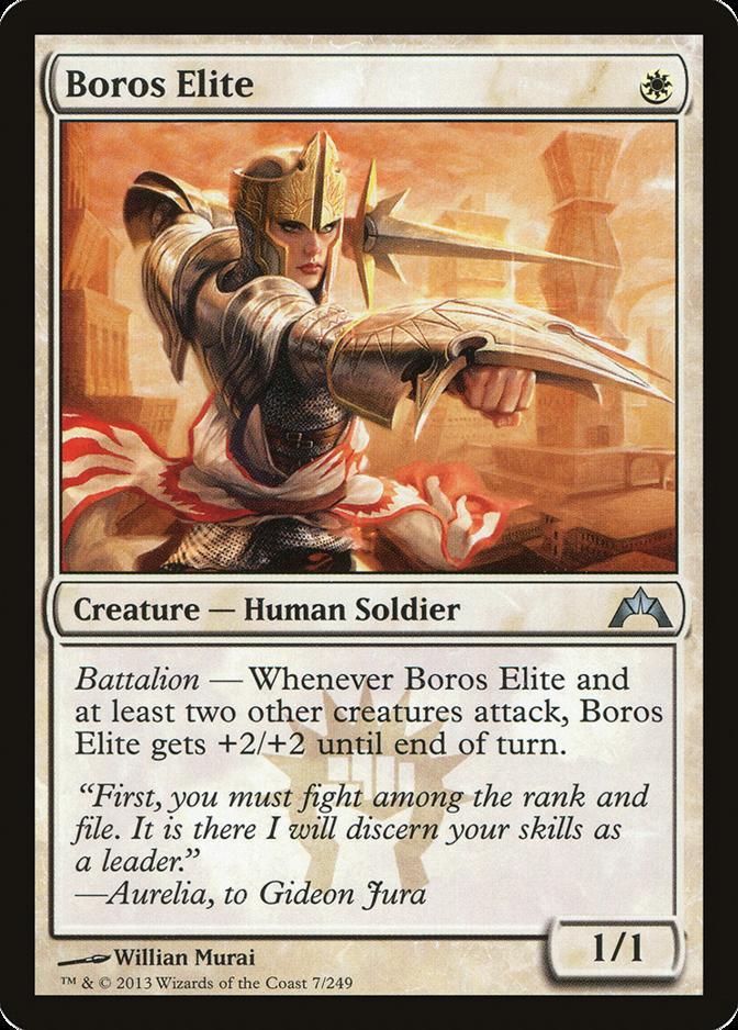 Boros Elite [GTC]