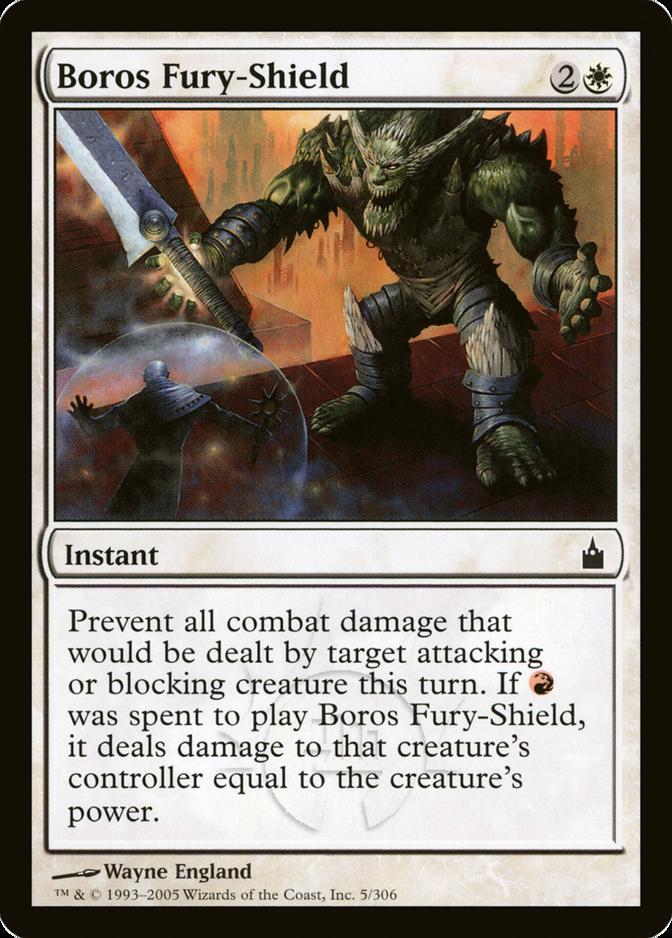 Boros Fury-Shield [RAV]