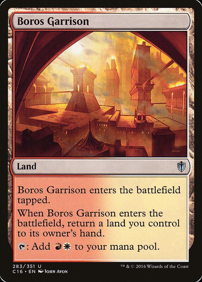 Boros Garrison [C16]
