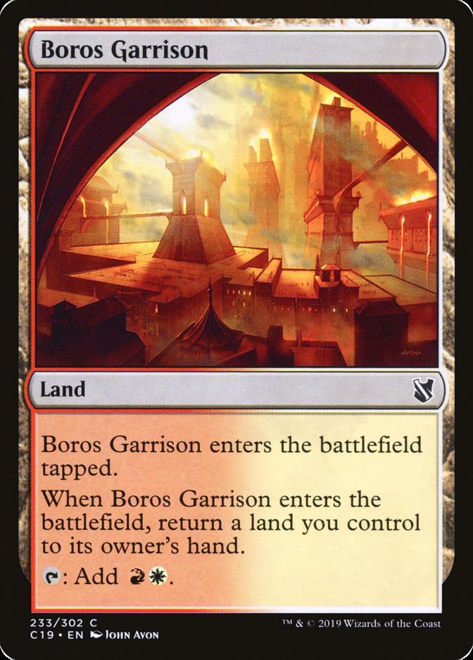 Boros Garrison [C19]
