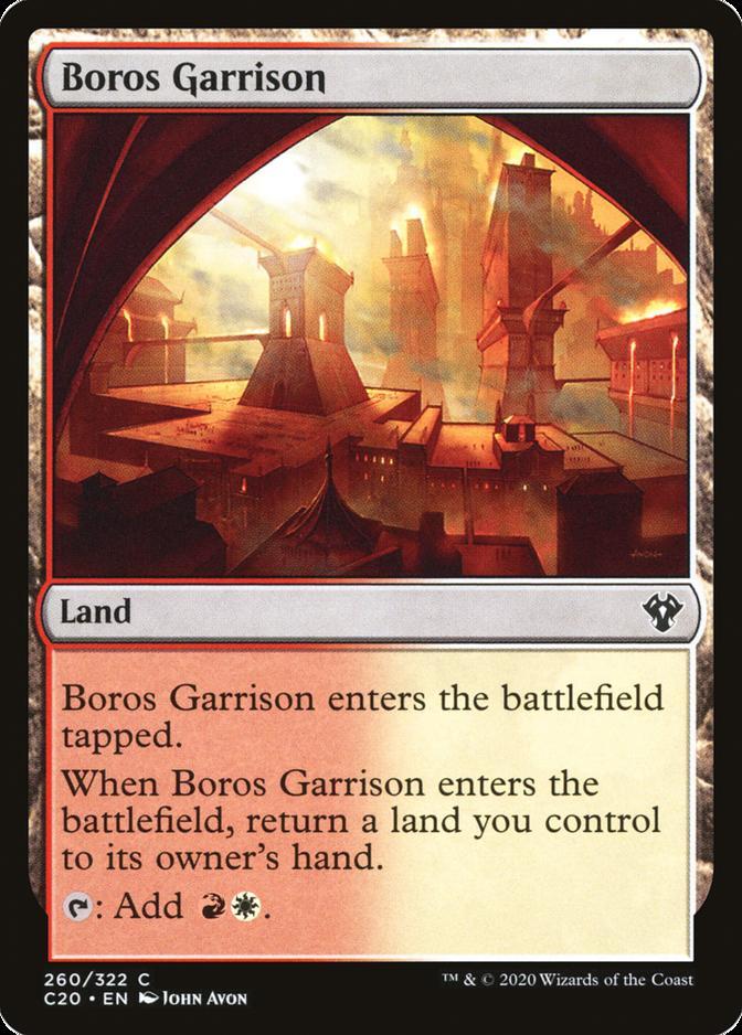 Boros Garrison [C20]