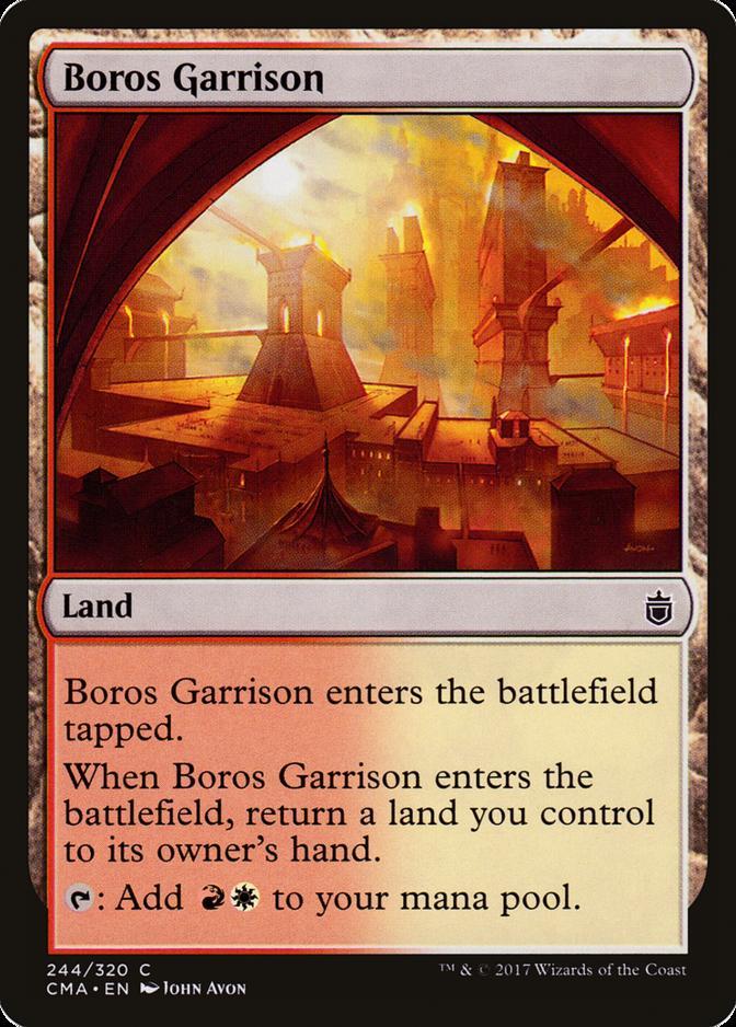 Boros Garrison [CMA]