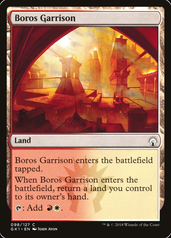 Boros Garrison [GK1]