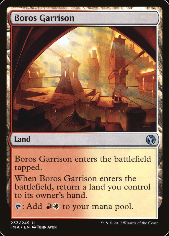 Boros Garrison [IMA] (F)