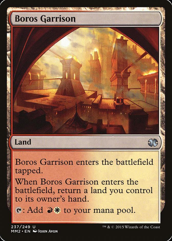 Boros Garrison [MM2] (F)