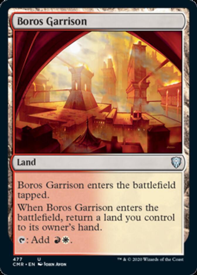 Boros Garrison <precon> [CMR]