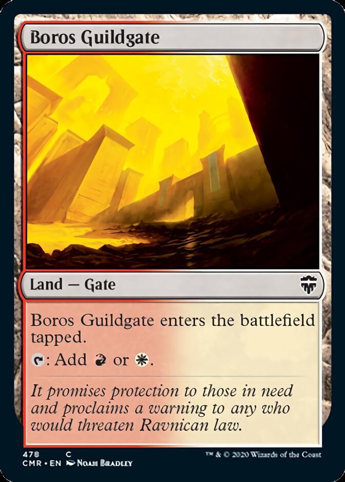 Boros Guildgate [CMR]