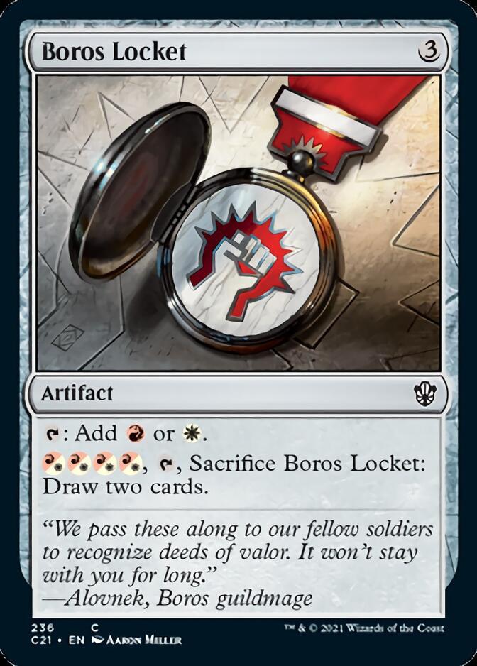Boros Locket [C21]
