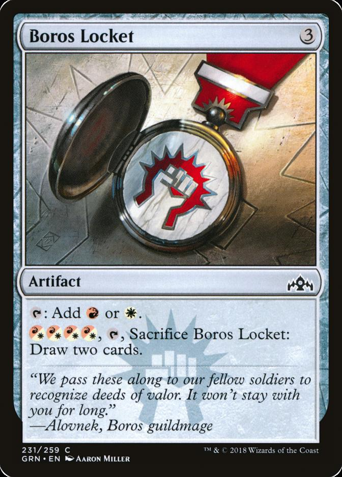 Boros Locket [GRN]