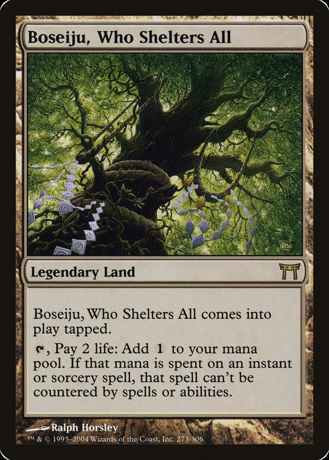 Boseiju, Who Shelters All [CHK]