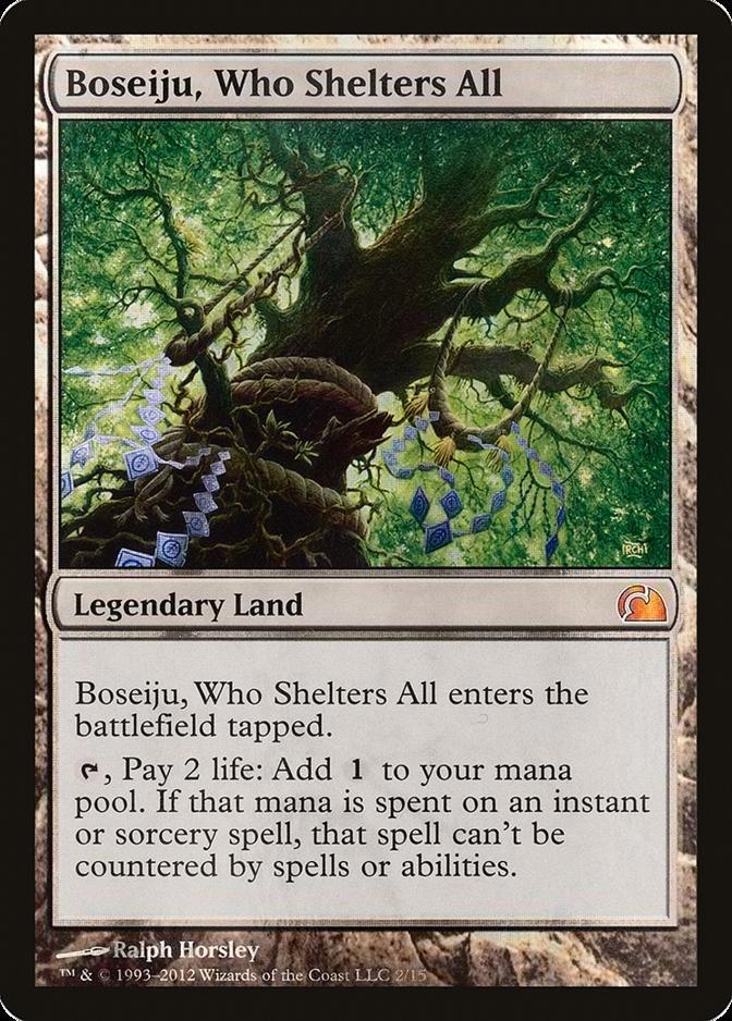 Boseiju, Who Shelters All [V12]