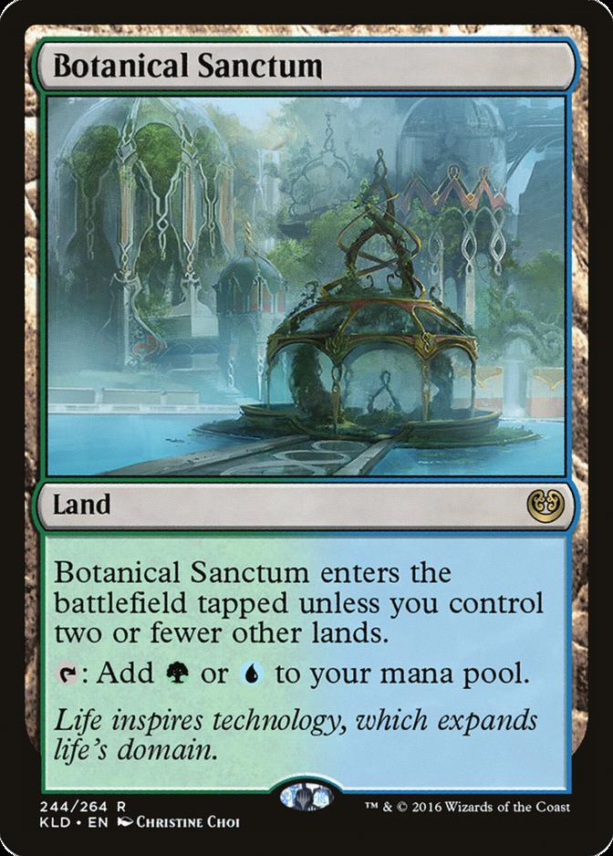 Botanical Sanctum [KLD]
