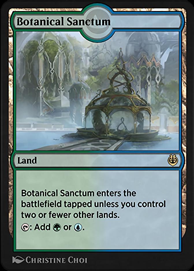 Botanical Sanctum [KLR]