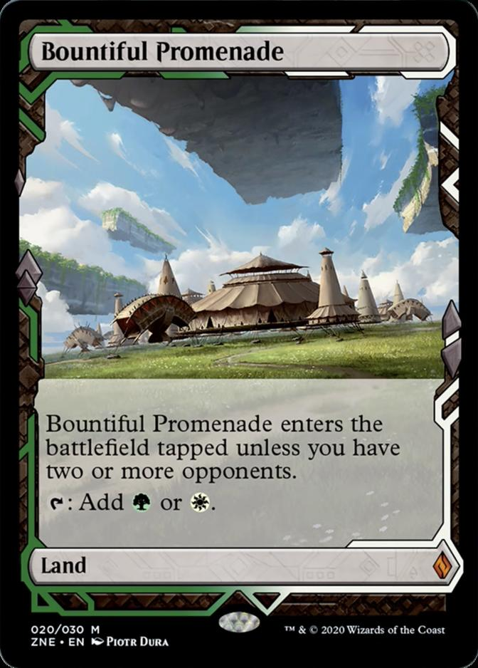 Bountiful Promenade [ZNE]
