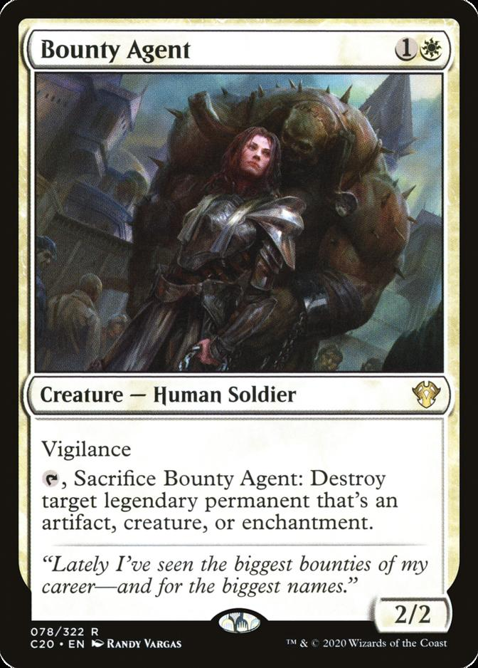 Bounty Agent [C20]