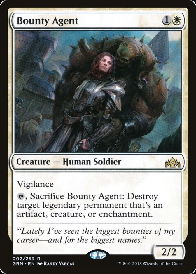 Bounty Agent [GRN]