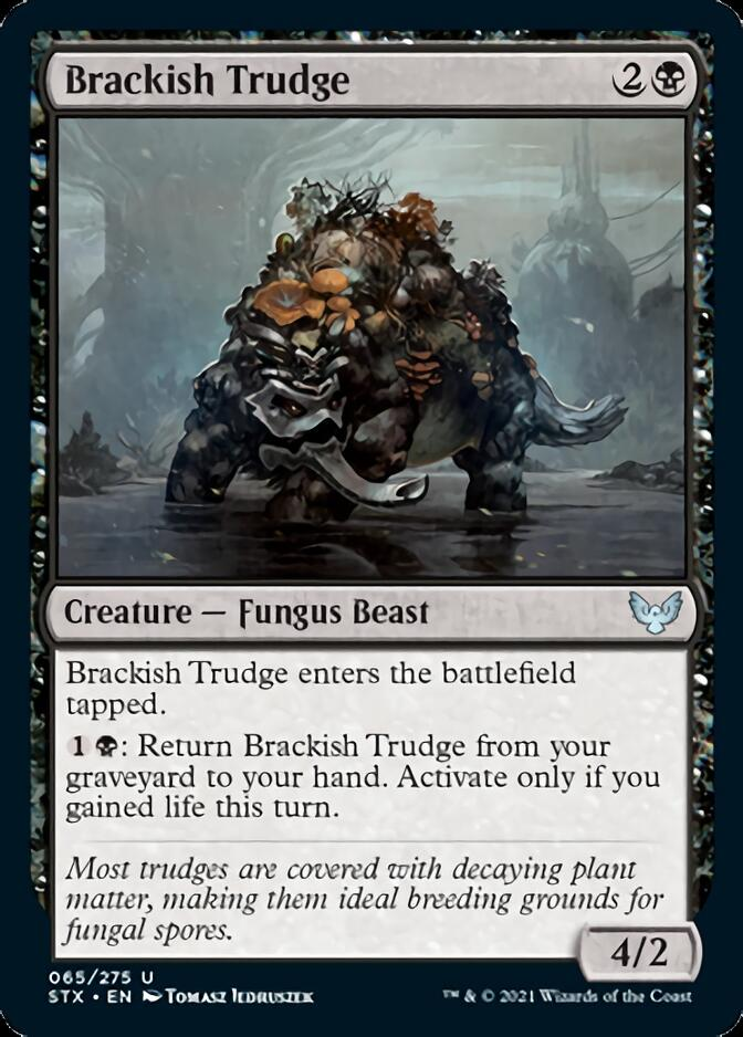 Brackish Trudge [STX]