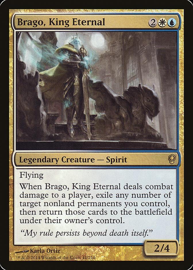 Brago, King Eternal [CNS]