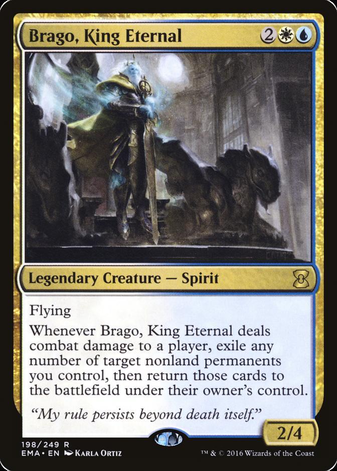 Brago, King Eternal [EMA]