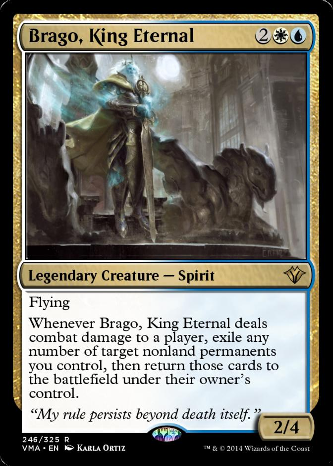 Brago, King Eternal [VMA]