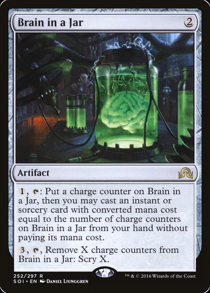 Brain in a Jar [SOI]