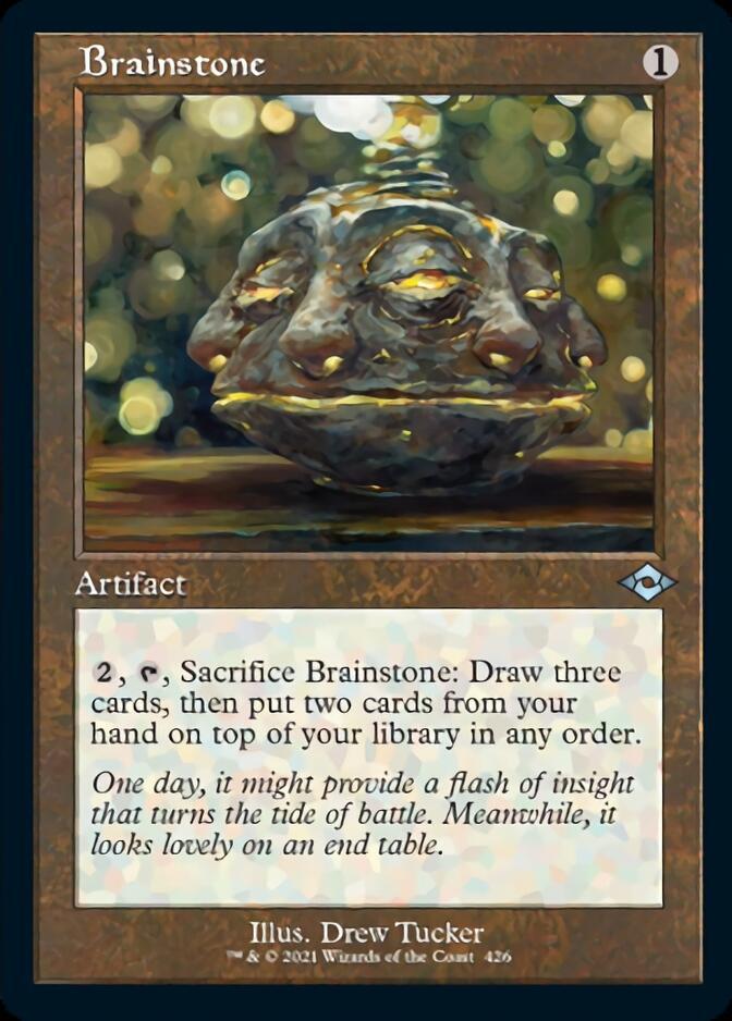 Brainstone <timeshifted> [MH2]