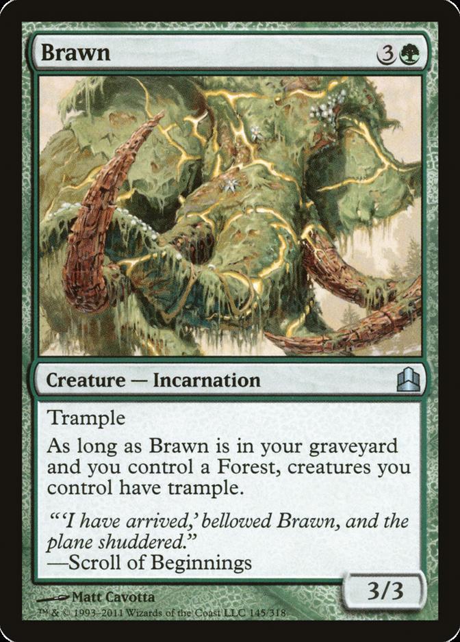Brawn [CMD]