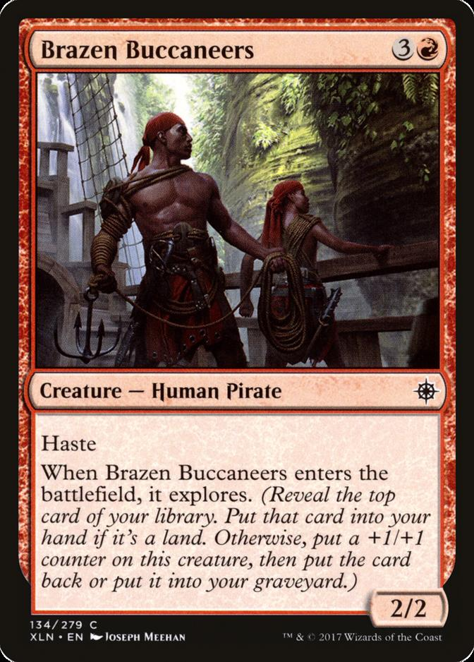 Brazen Buccaneers [XLN]