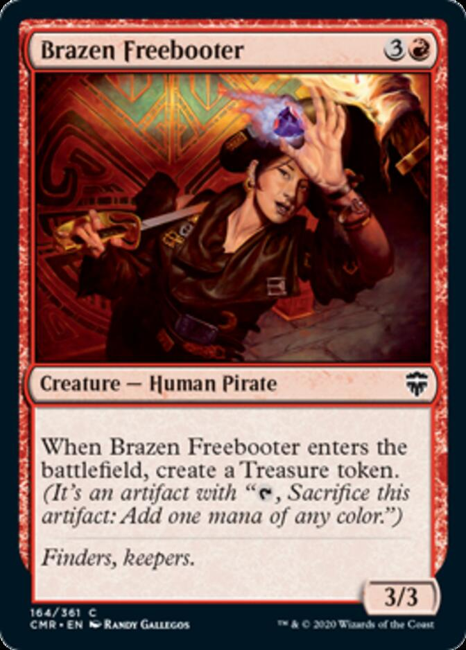 Brazen Freebooter [CMR]