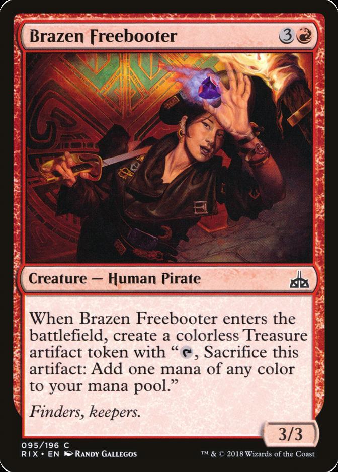 Brazen Freebooter [RIX]