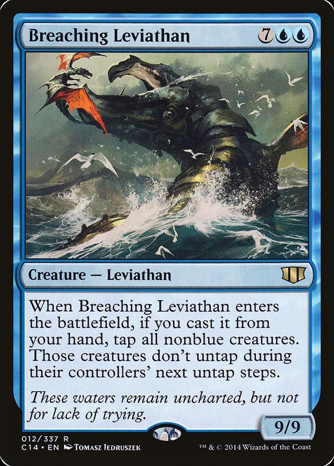 Breaching Leviathan [C14]