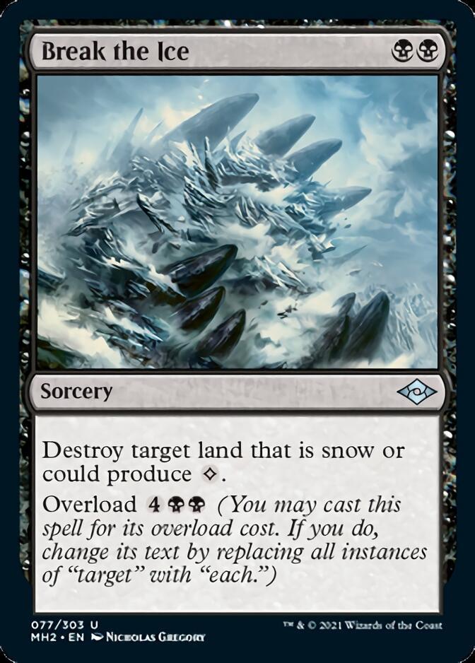 Break the Ice [MH2]