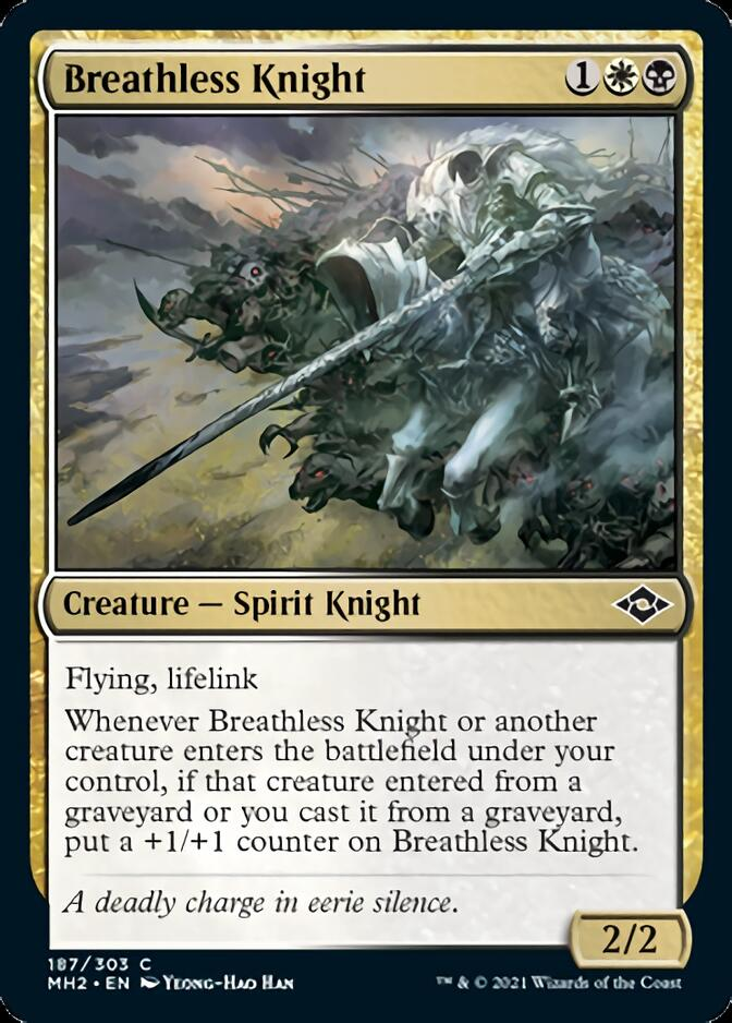 Breathless Knight [MH2]