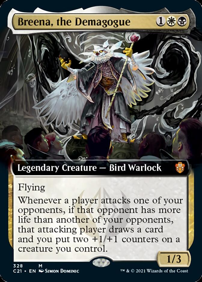 Breena, the Demagogue <extended> [C21]