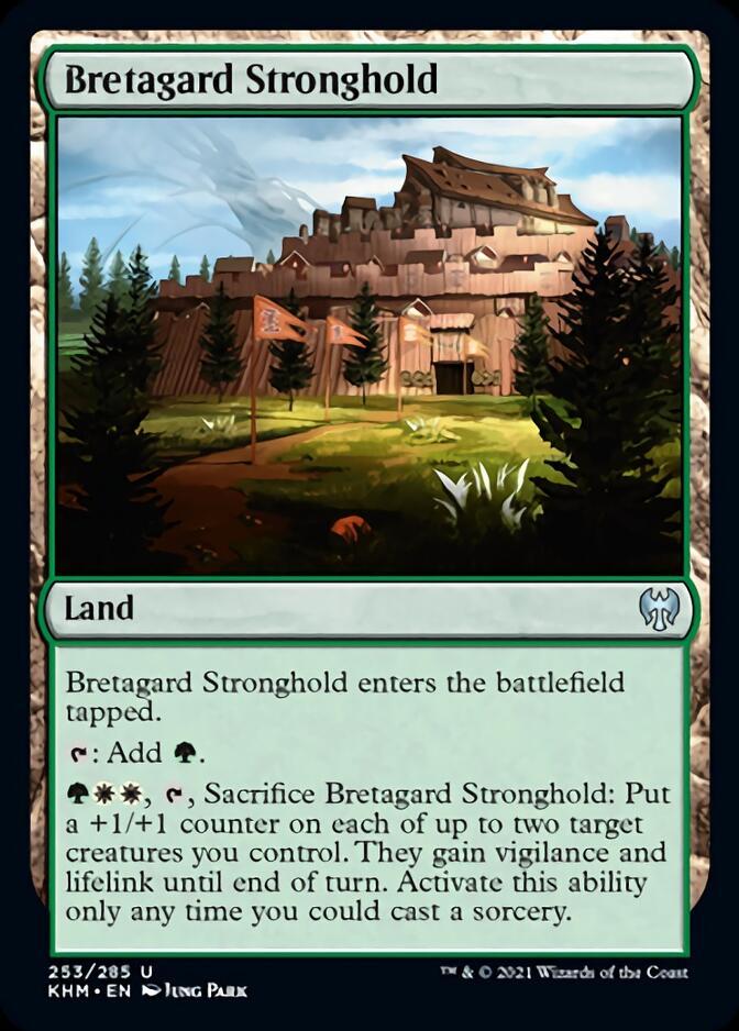 Bretagard Stronghold [KHM]