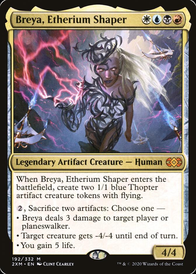Breya, Etherium Shaper [2XM]